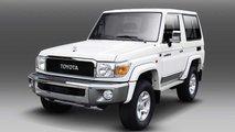 Toyota verkauft immer noch neue Land Cruiser 70 und FJ Cruiser
