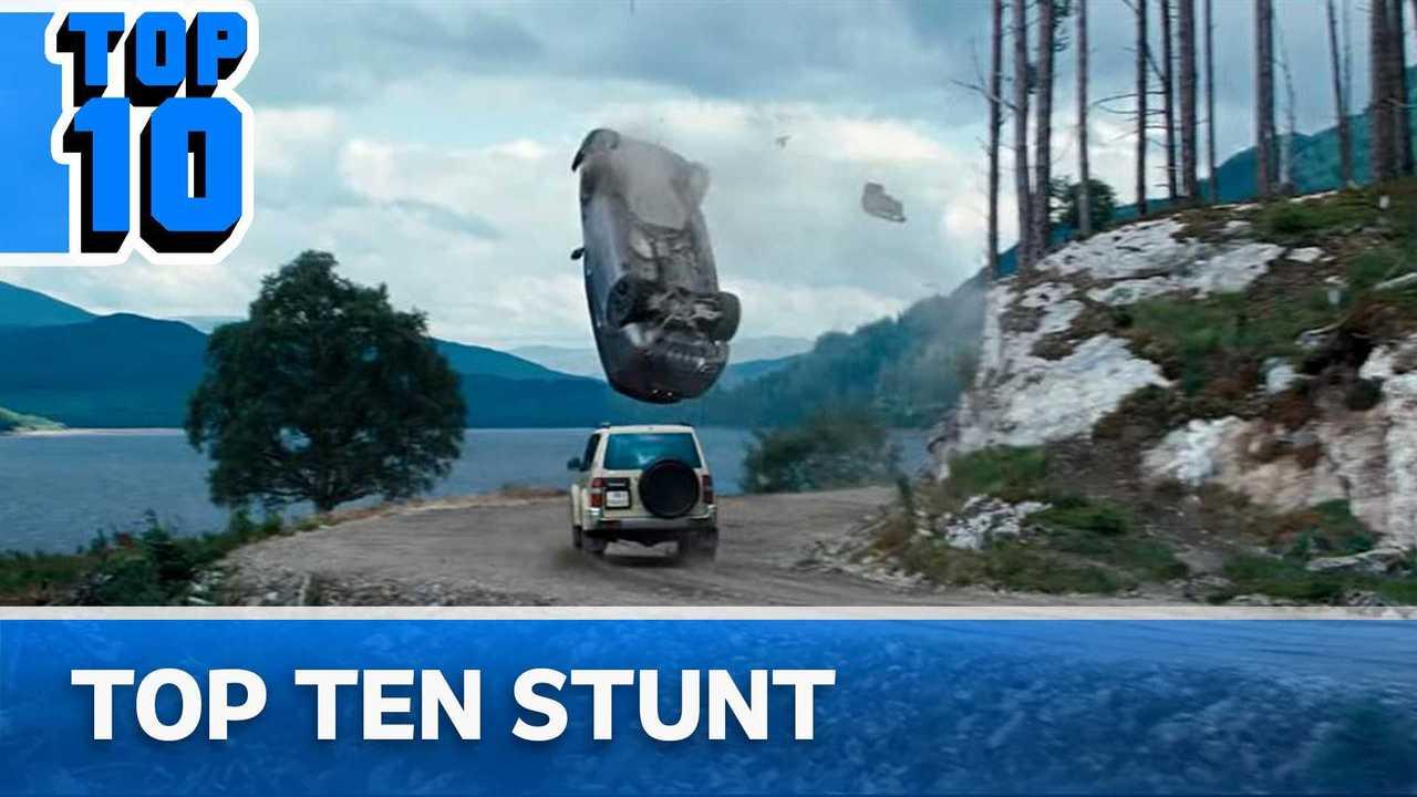 Top ten stunt