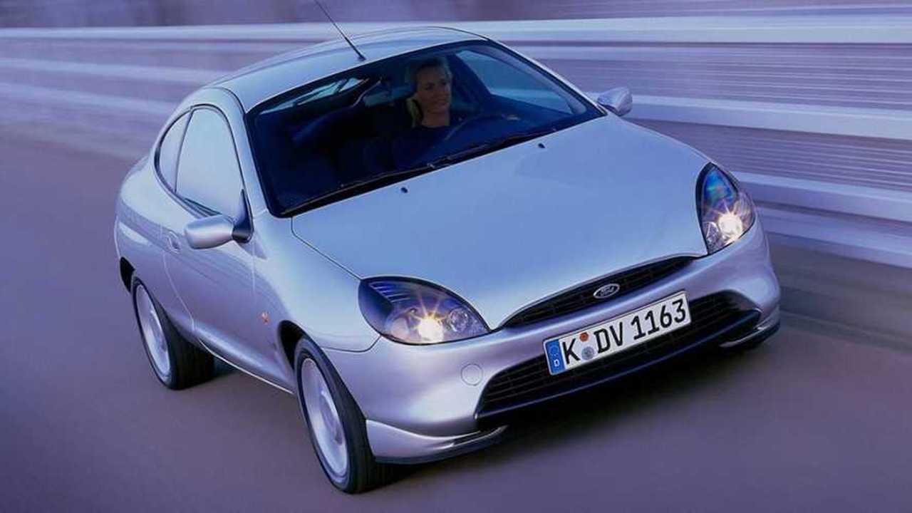 Ford Puma 1997-2001