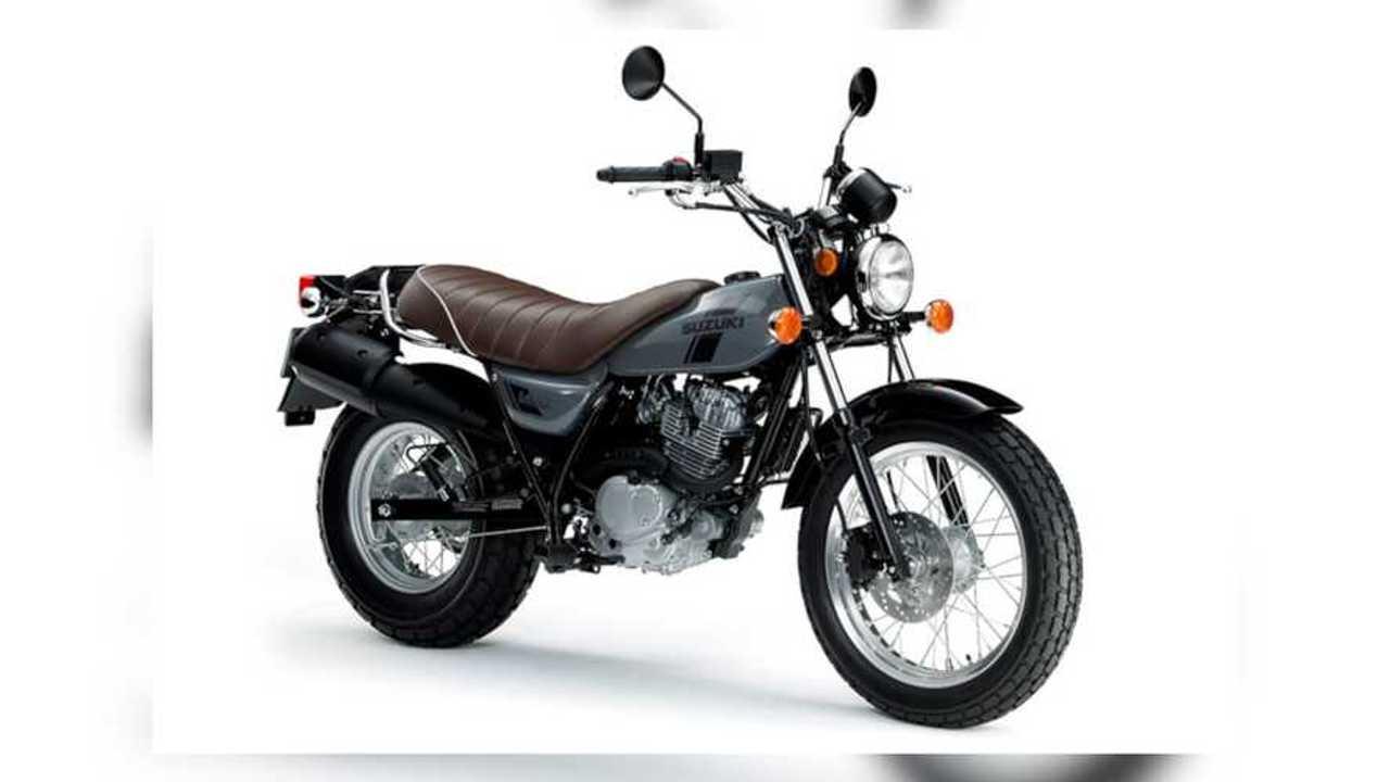 2019 Suzuki VanVan 200