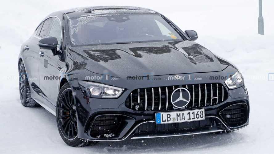 В Mercedes-AMG приняли вызов, брошенный обновленной «Панамерой»