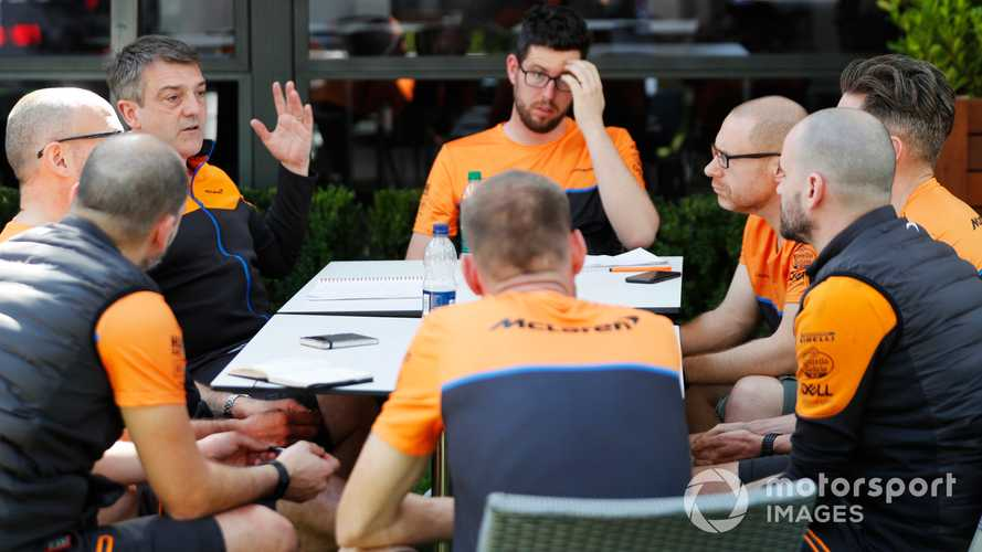 McLaren issues update on coronavirus-affected staff