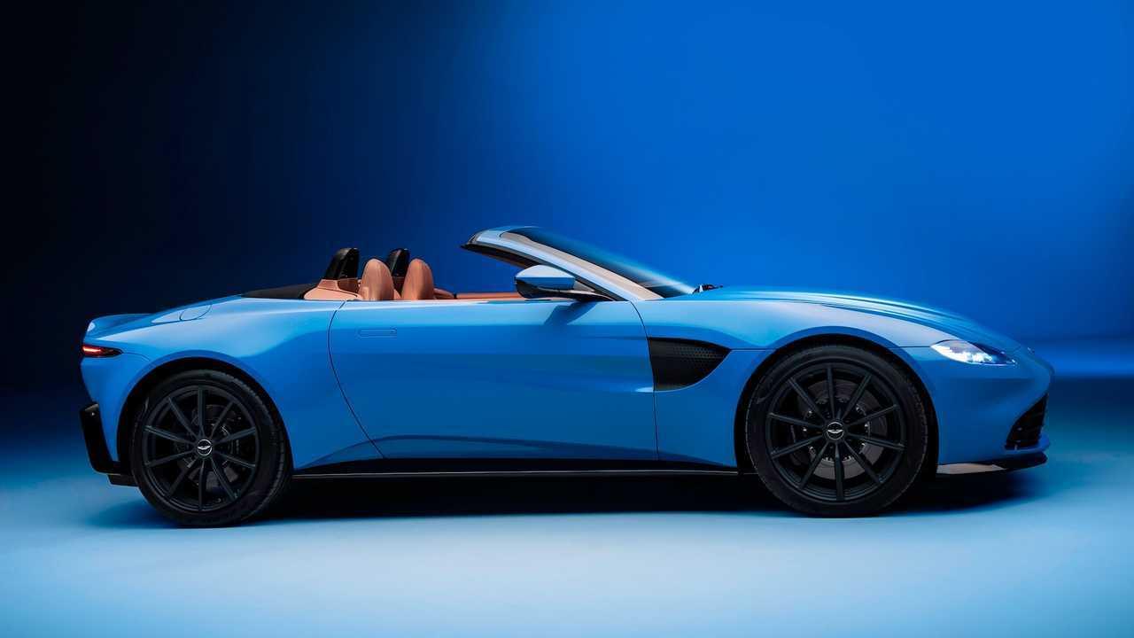 2021 Aston Martin Vantage Roadster 4763132