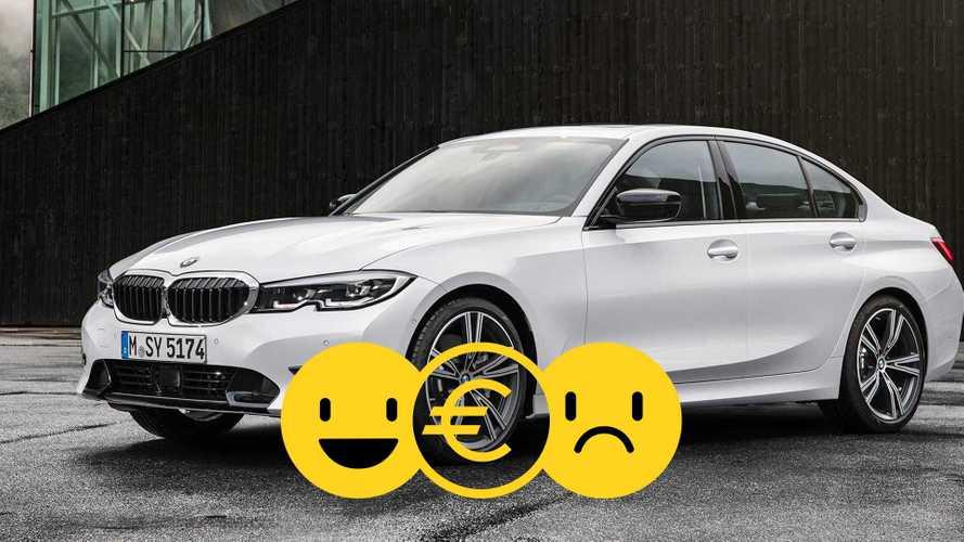 Promozione BMW Serie 3, perché conviene e perché no