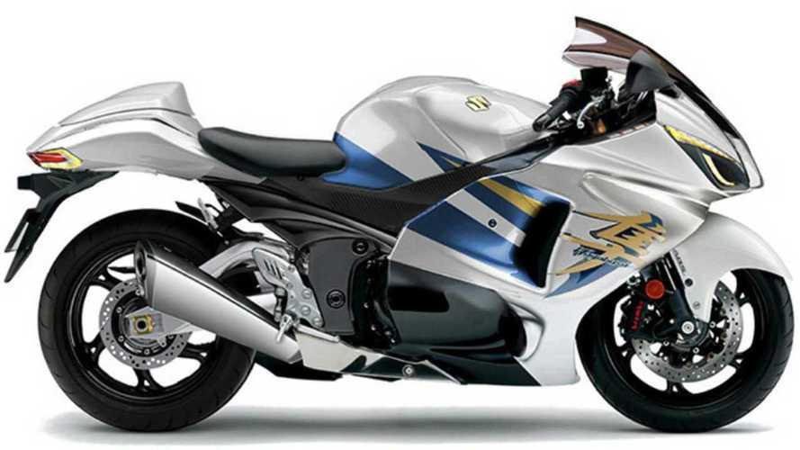 Suzuki prepara il ritorno della Hayabusa?