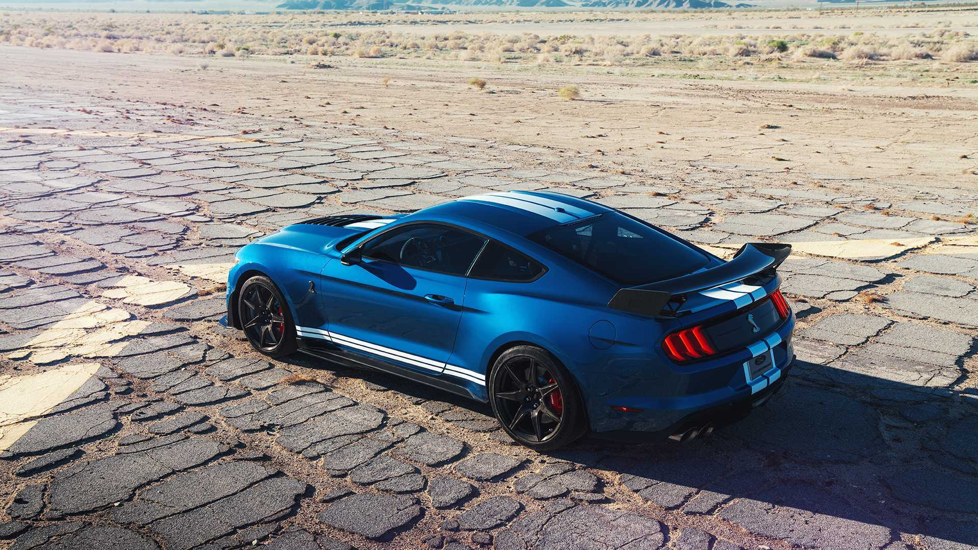 "[""It's Time To Win A 2020 Ford Shelby GT500""]"