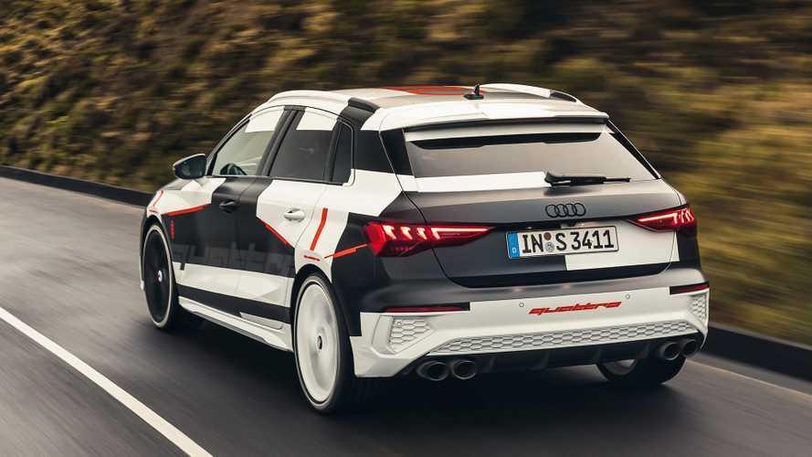 2020 Audi S3 Sportback'in motor sesi paylaşıldı