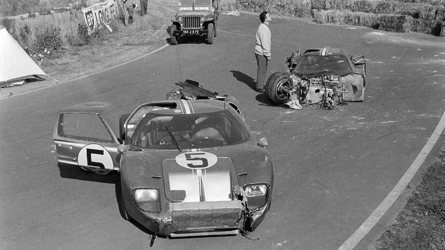 Ford v Ferrari: Mi történt a GT40-nel Le Mans-ban 1966 után?