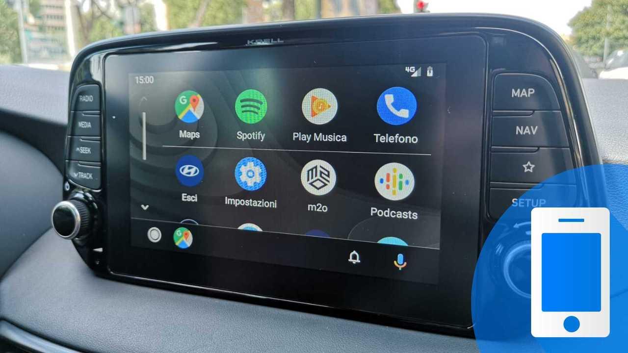 Android Auto Wirelss, quali modelli