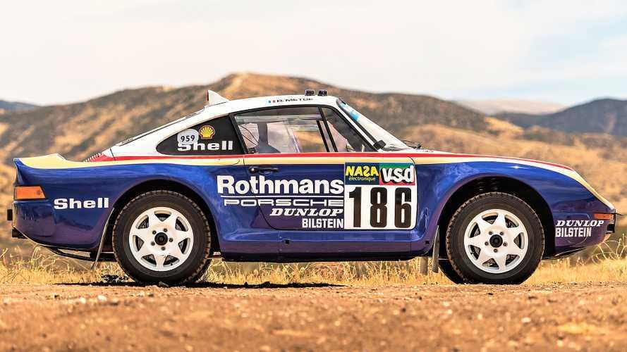 Los 10 modelos Porsche más deseados y caros de la historia