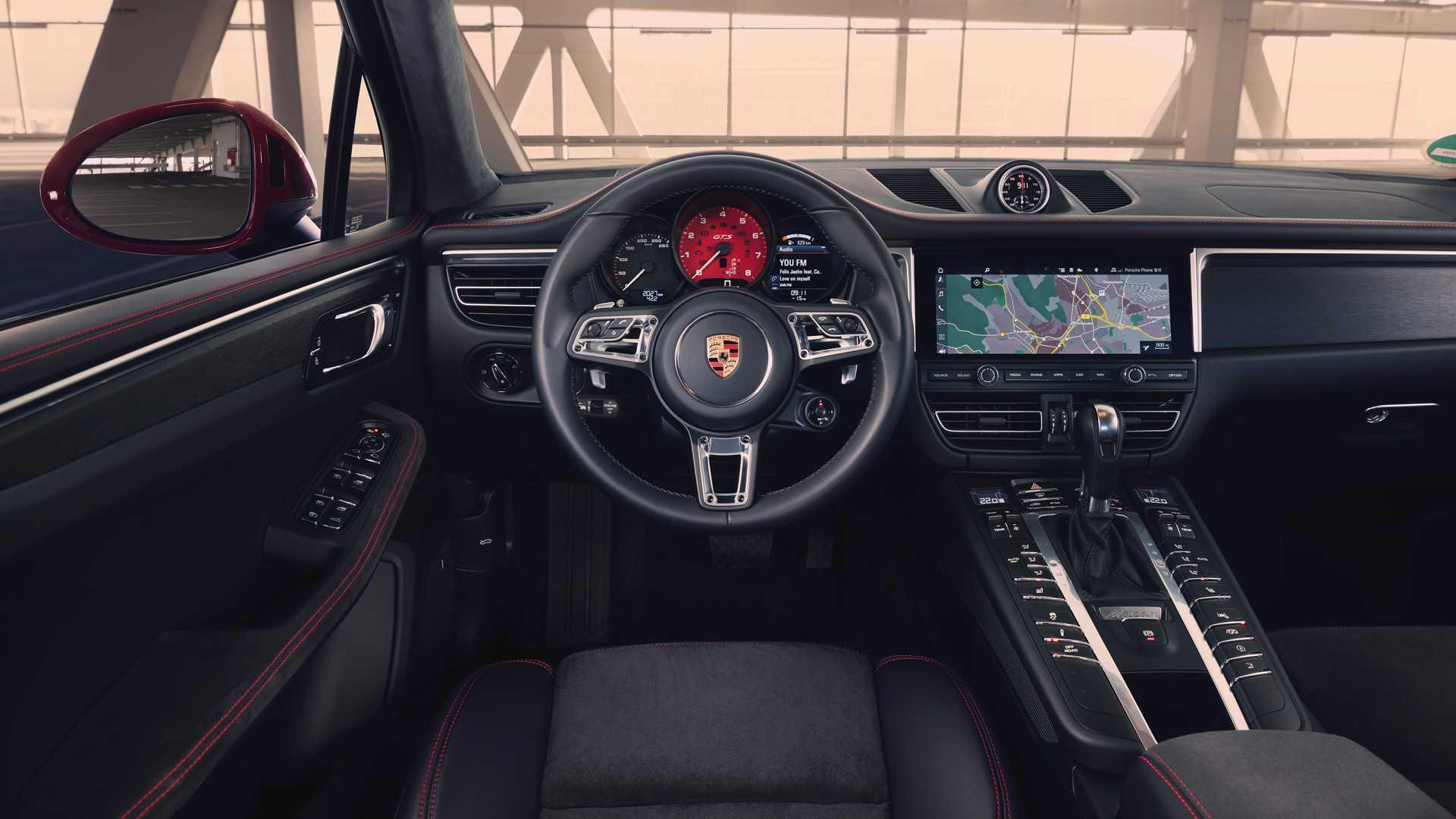 Porsche Macan Gts 2020 Fica Mais Invocado E Vai Aos 380 Cv
