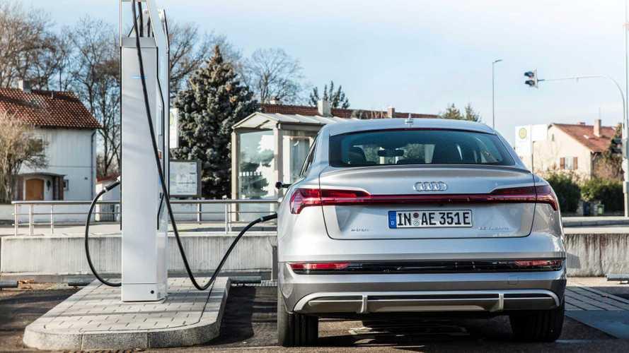 Auto elettrica, Audi