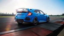 Honda Civic Type R 2020, adelanto