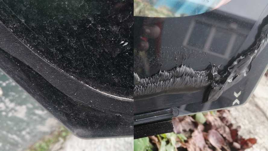Water Invading Tesla Model X A-Pillar Is A Windshield Assembly Issue