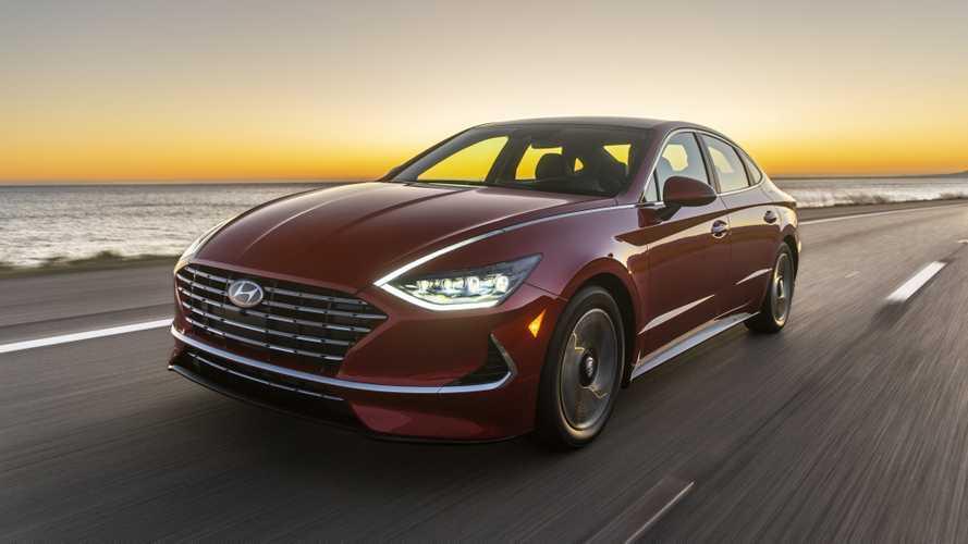Novo Hyundai Sonata Hybrid chega aos EUA por US$ 27.750 com autonomia de 1.100 km