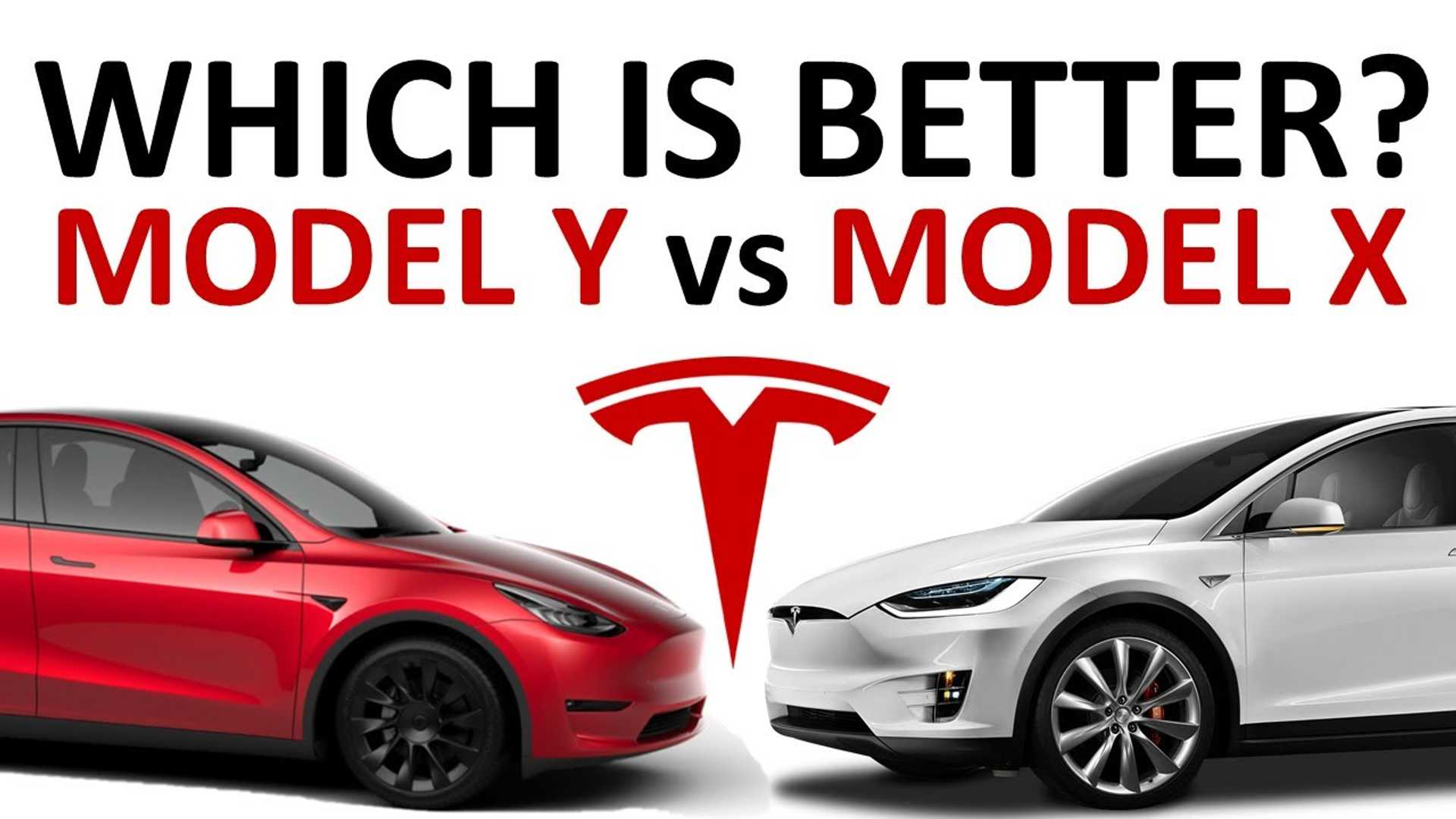 Tesla Model Y Or Model X Which Electric Suv Should You Buy
