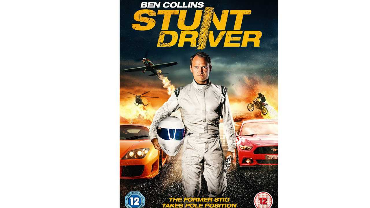 Ben Collins - Stunt Driver