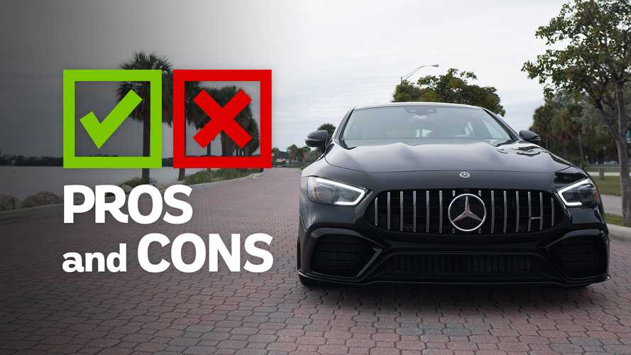 2020 Mercedes-AMG GT 63 S 4-Door Coupe: Pros And Cons