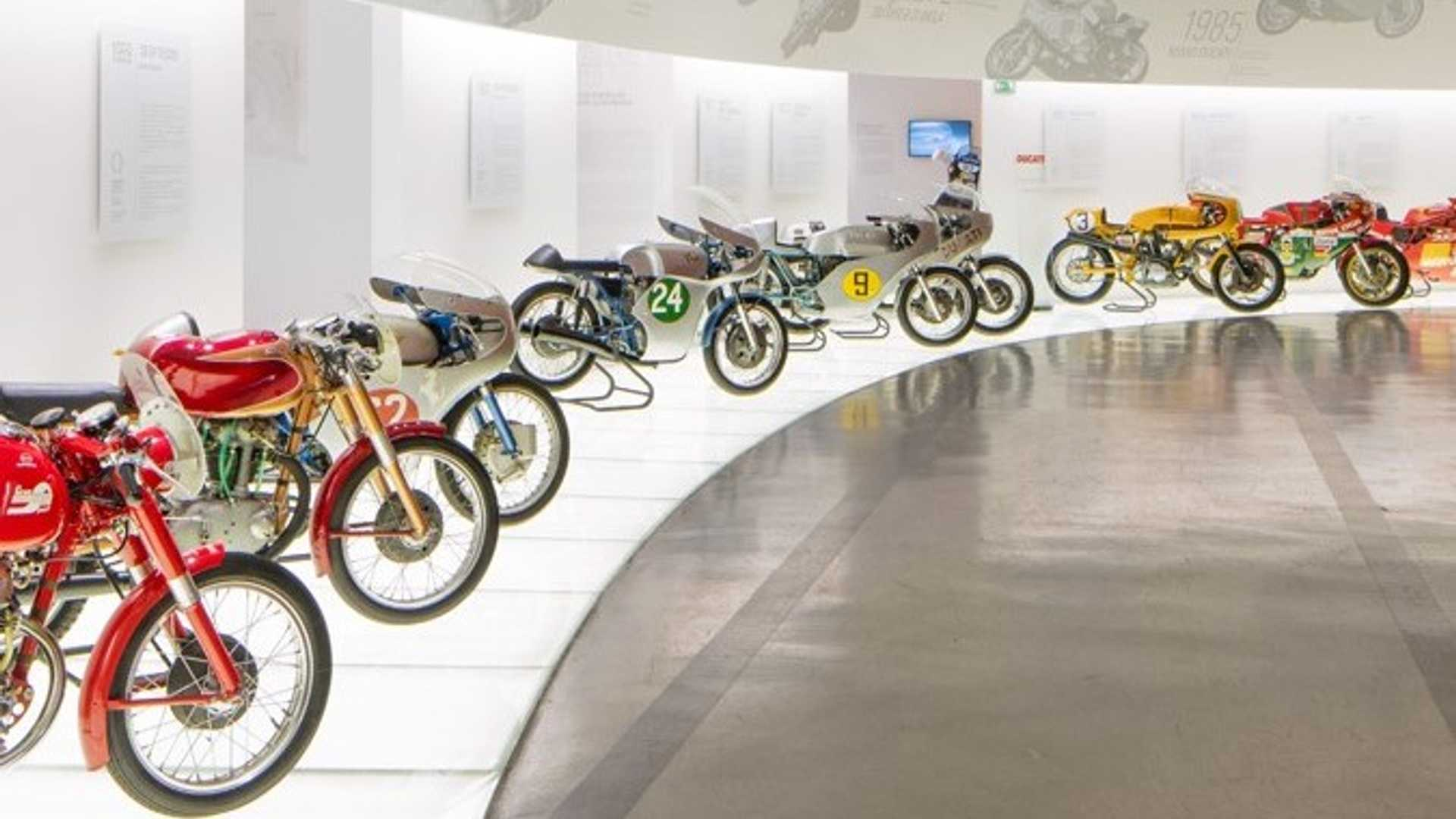 Visit These Motorcycle Museums From The Comfort Of Your Couch