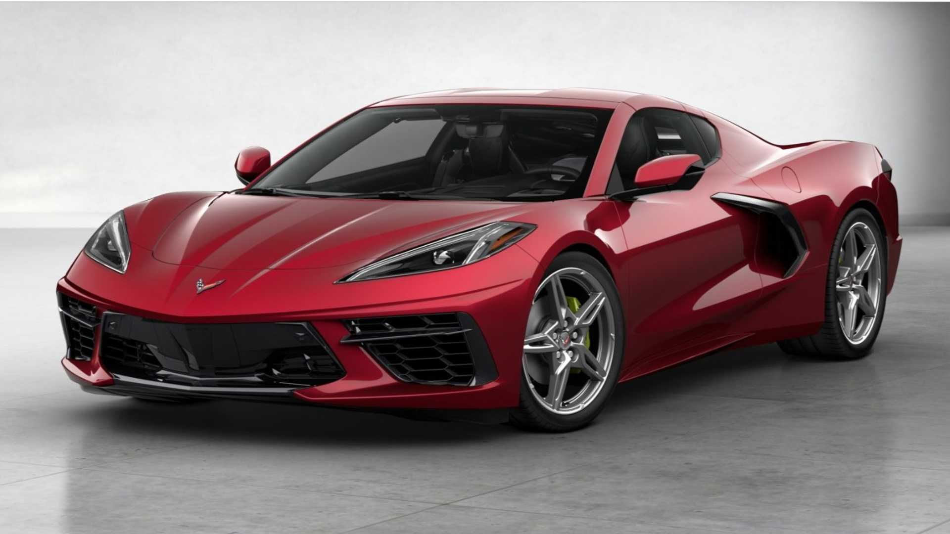 2021 Chevy Corvette C8 Getting New Colors, Stripes: Official