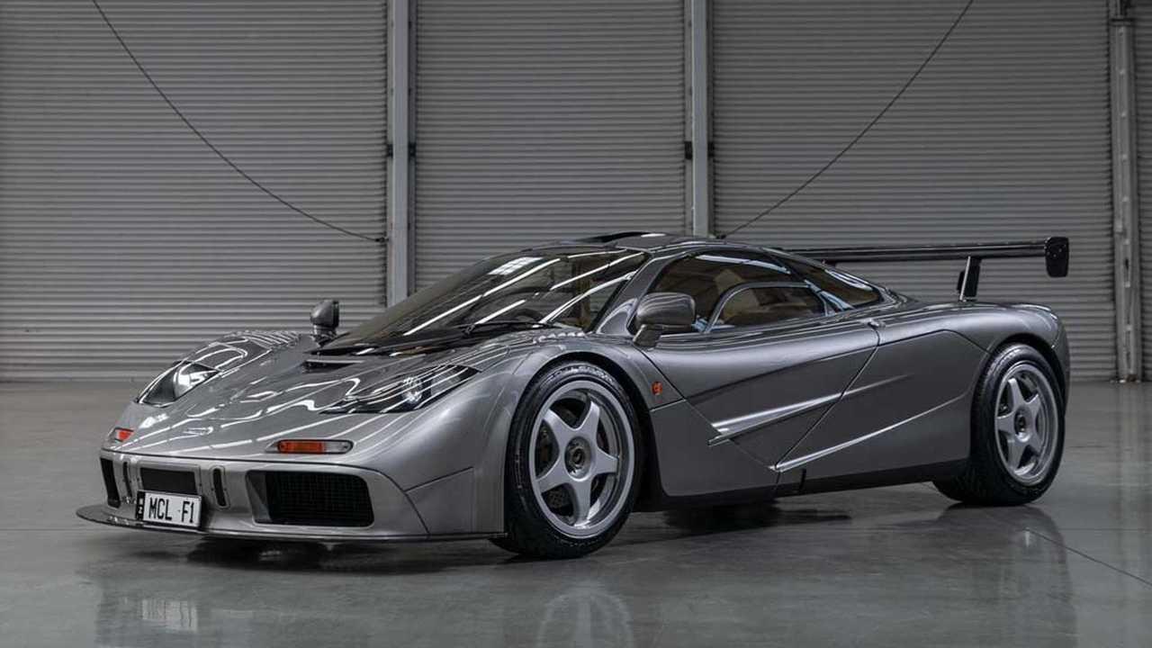 1994 McLaren F1 LM ($19,805,000)