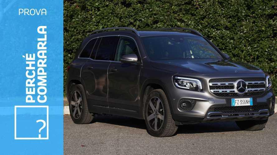 Mercedes GLB, perché comprarla e perché no