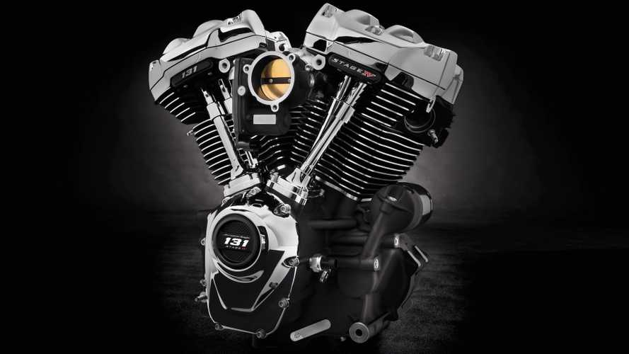 Harley Unleashes New 131 Cubic-Inch Milwaukee Eight Crate Engine