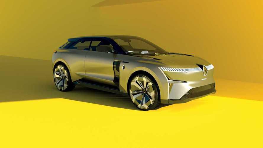 El Renault Morphoz concept adelanta el futuro eléctrico de la marca