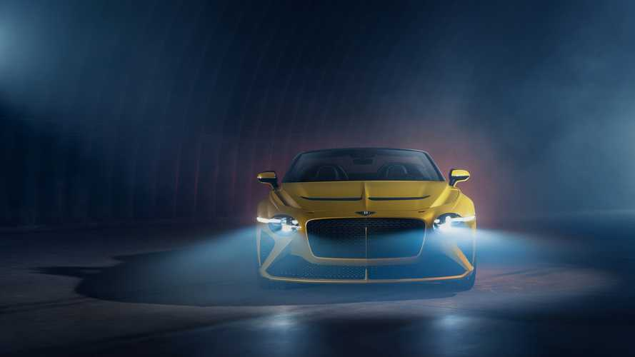 Bentley полностью перейдет на электромобили за 10 лет