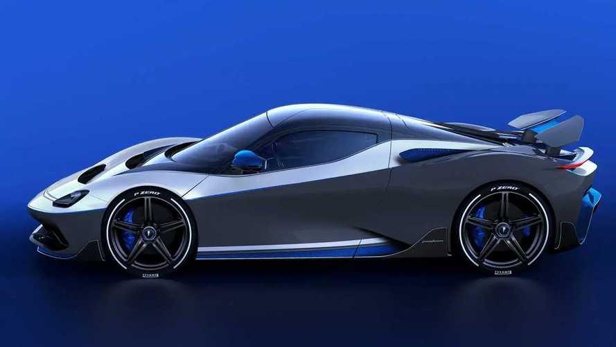 Pininfarina Battista Anniversario soll 350 km/h fahren können
