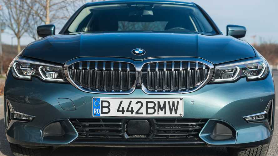 BMW CFO Doesn't See A Rival In Apple's Upcoming Electric Car