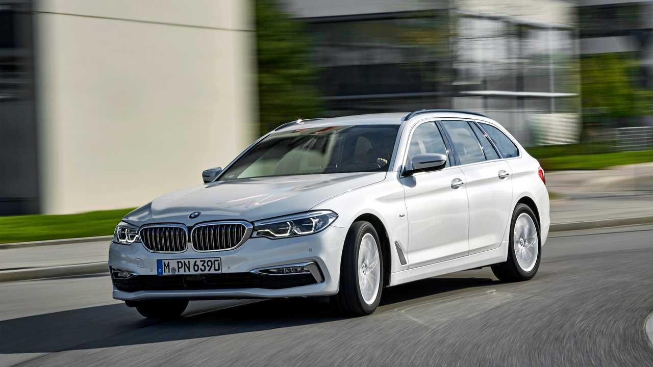 BMW 5er: Bis 2.000 Kilo