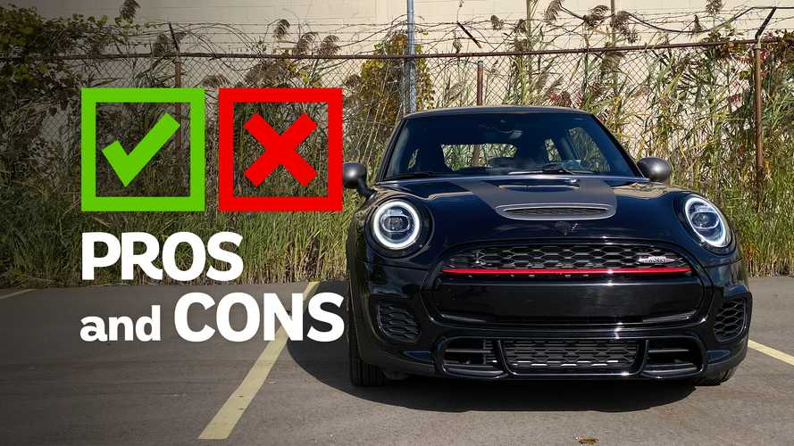 2019 Mini John Cooper Works Knights Edition: Pros And Cons