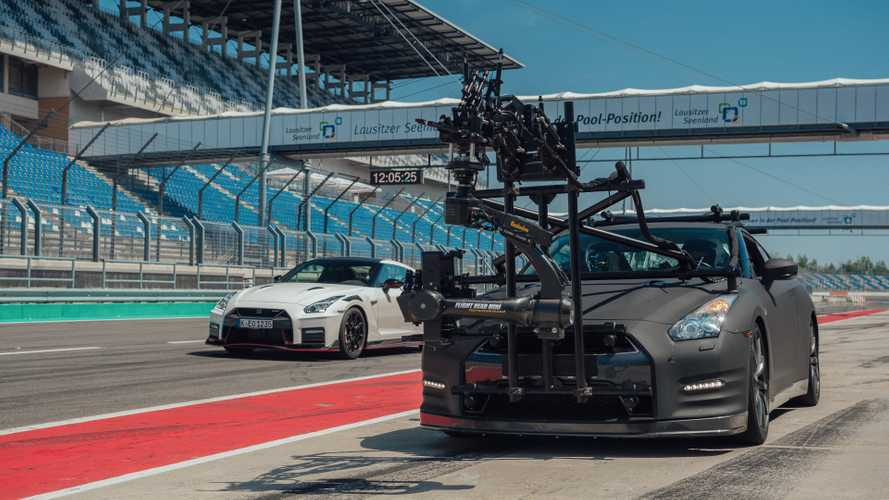 Nissan GT-R camera car built to film 2020 GT-R Nismo