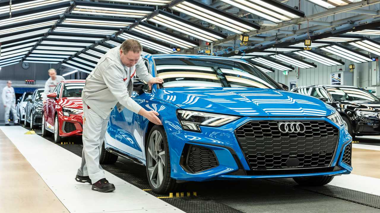 Usine Audi Ingolstadt