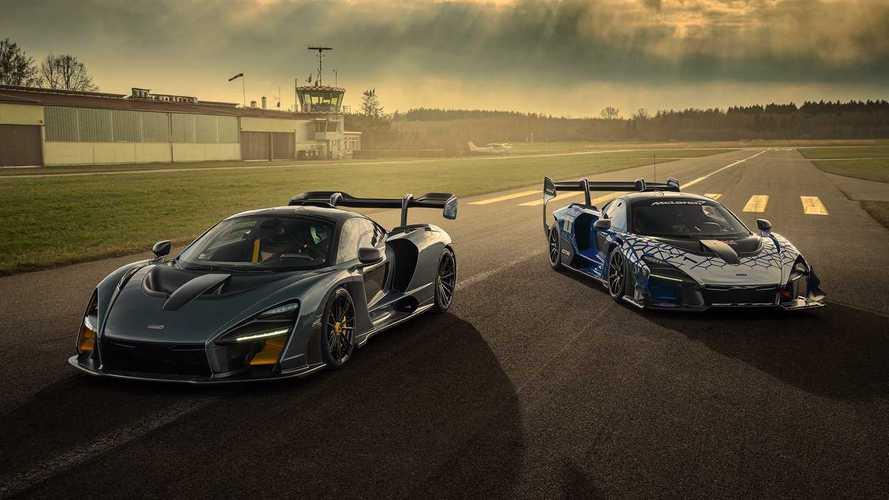 900 lóerő fölé varázsolta a McLaren Sennát a Novitec