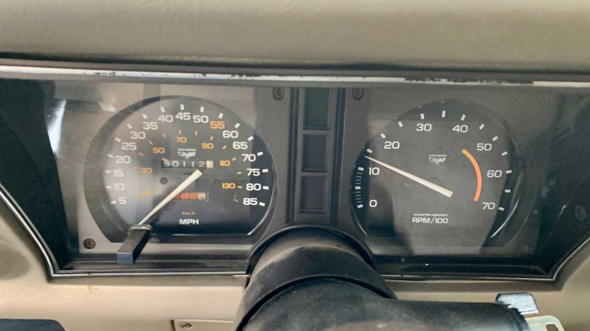 """[""""1982 Corvette Collectors""""]"""