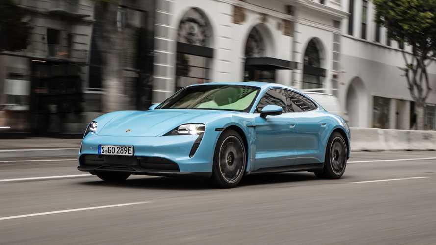 Porsche Taycan 2021'in ilk 3 ayında nasıl sattı?