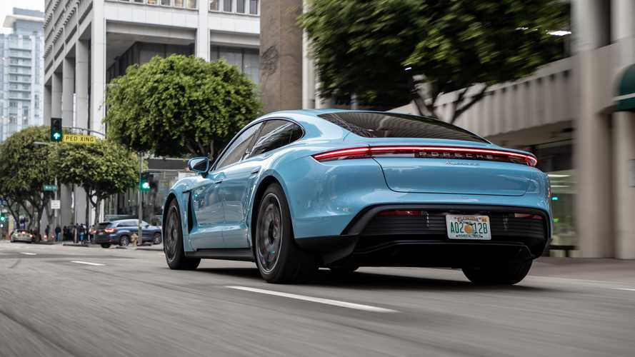 Porsche Taycan sales to exceed target of 20,000 this year
