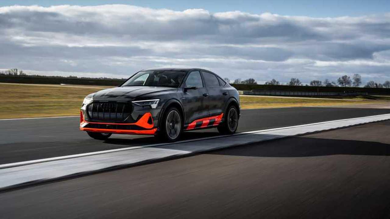 Audi e-tron S et e-tron Sportback S (2020)