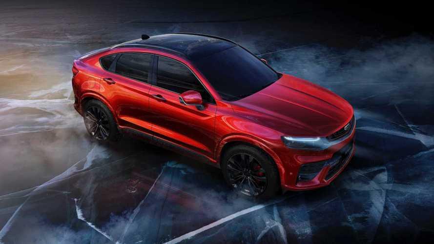 Geely FY11 é SUV chinês com estilo cupê e plataforma da Volvo