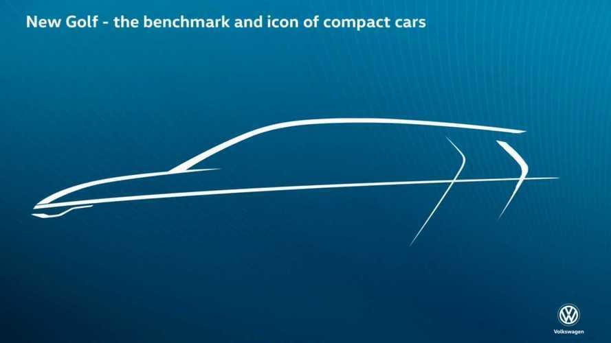 Volkswagen, yeni jenerasyon Golf'ün ilk işaretini verdi