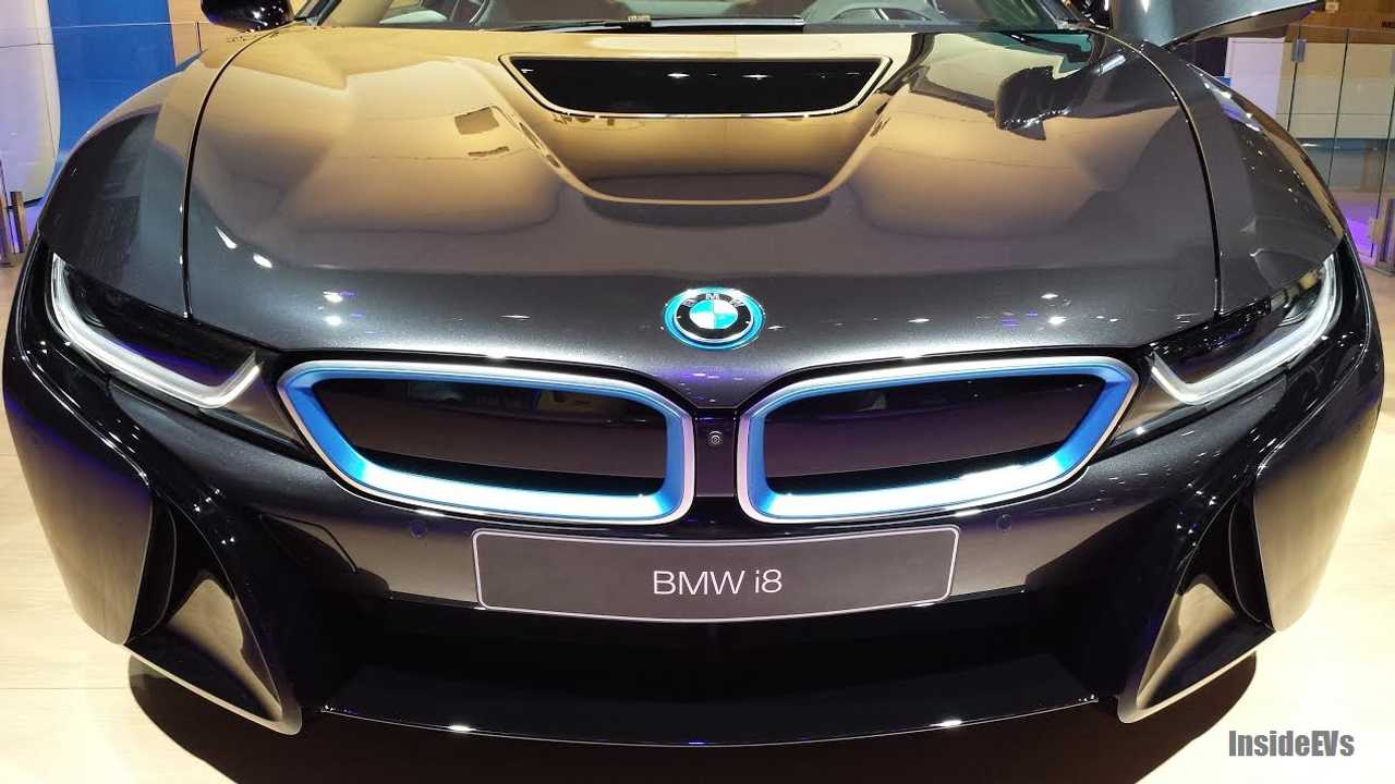 First BMW i8 Deliveries Scheduled For June - Final Performance / Fuel Consumption Figures Released