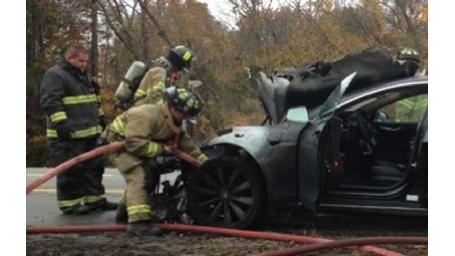 Third Tesla Model S Fire: The Owner's Story