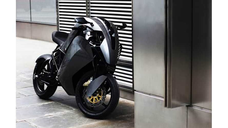 Agility Saietta R Electric Motorcycle Touches Down on US Soil