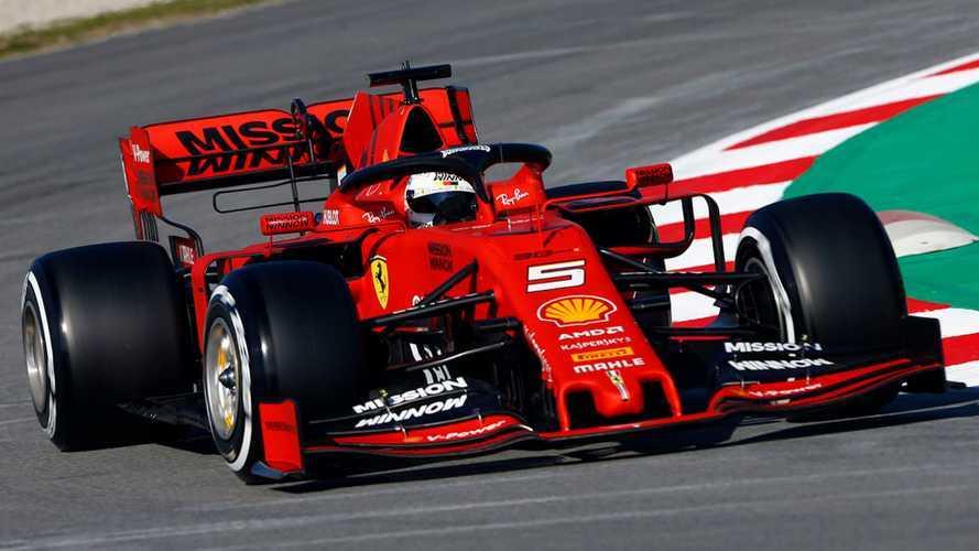 Formula 1, al via i primi test a Barcellona