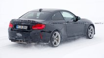 2020 BMW M2 CS Spy Photos