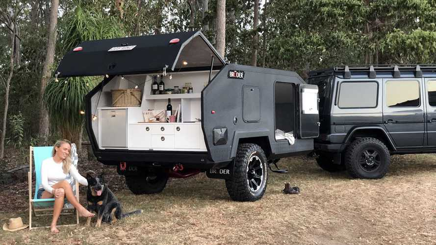 This Australian trailer is the off-road camper of your dreams