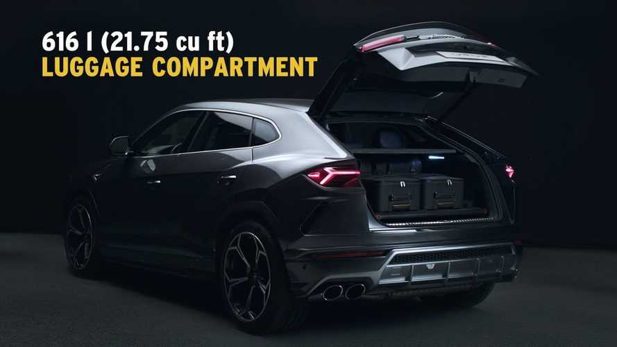 Lamborghini Urus promo shows raging bulls can be practical