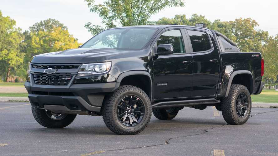 2018 Chevrolet Colorado ZR2 Review: Everyday Off-Roading